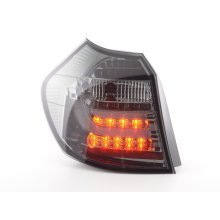 Led Taillights BMW serie 1 E87/E81 3/5-Dr. Year 04-06 black