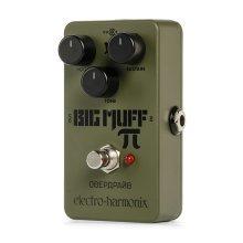 Electro Harmonix Green Russian Big Muff Pi Pedal