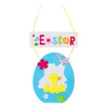 Easter Decoration Children's Party Decorations Easter Eggs Decorations[H]