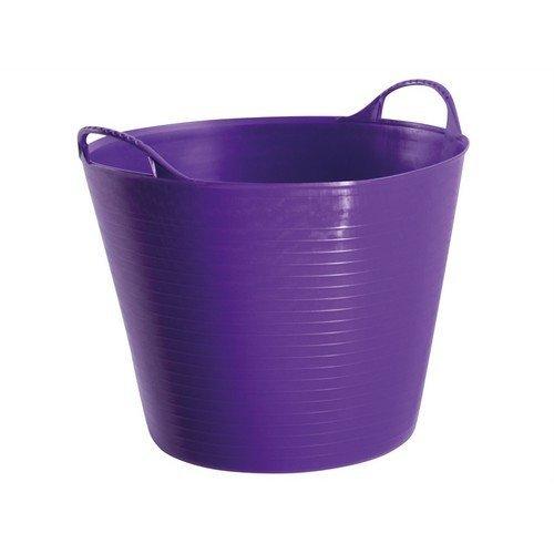 Gorilla Tubs SP14PUR Tubtrugs Tub 14 Litre Small - Purple