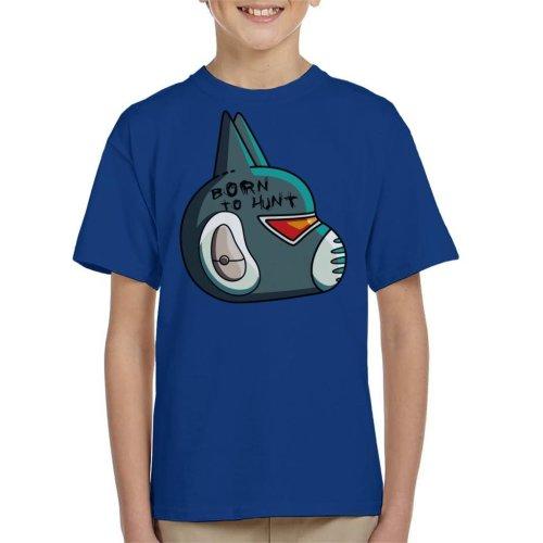Final Space Avocato Helmet Kid's T-Shirt