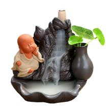 Yoga Room or Home Décor Incense Cone Burner