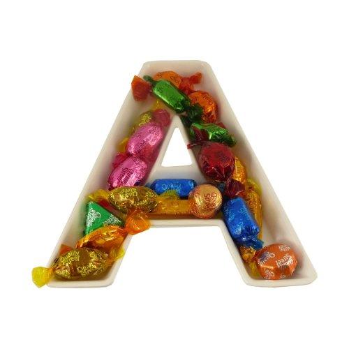 A Alphabet Dish