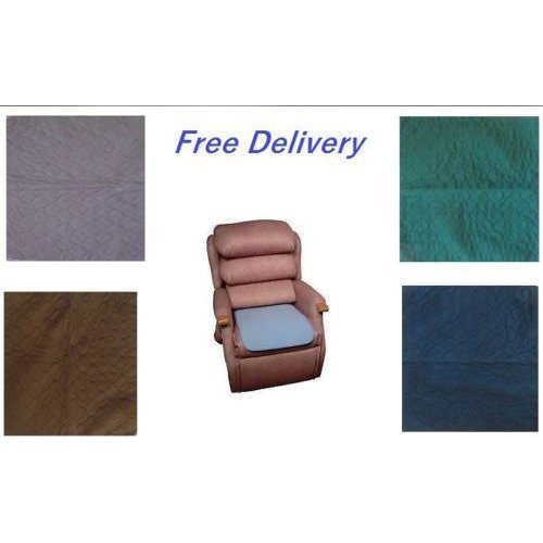 Washable Absorbent Chair Pad, Seat Pad, Pack Of 2 Incontinence Aids