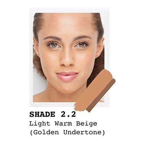 Smashbox Studio Skin Shaping Foundation Stick 2.2 Light Warm Beige + Soft Contour