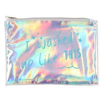 Something Different I Washed Up Like This Makeup Pouch