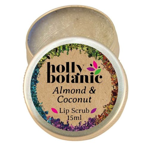 Almond & Coconut Lip Scrub