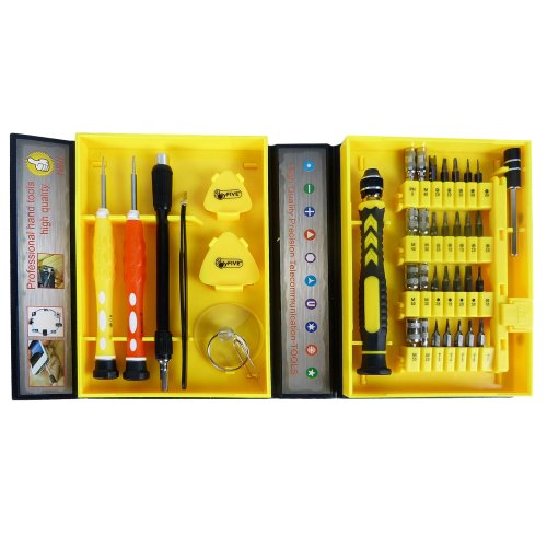 Hyfive Precision Screwdriver Set For Smartphone Mobile Laptop Repairs With Case