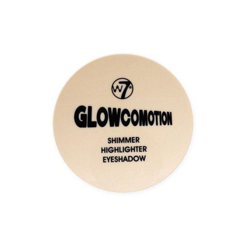 W7 Glowcomotion Shimmer Highlighter Eyeshadow