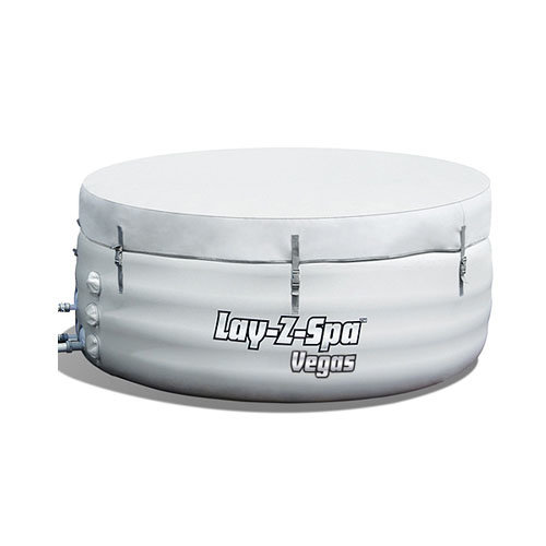 Lay-Z-Spa Vegas Replacement Letheroid Base & Cover Set