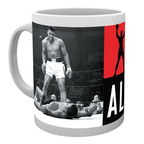 Muhammad Ali Liston Mug