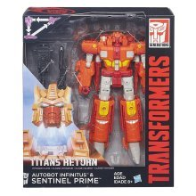 Transformers Generations Titans Return Voyager Sentinel Prime Action Figure New