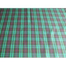 "Tartan - Green / Blue - 100% Cotton Fabric by the metre 44"" / 112cm wide"