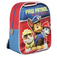 05597f314a0f Children Kids Official Paw Patrol Shoulder Backpack with Marshall Chase    Rubble 3 Image