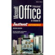 Microsoft Office Professional Instant Reference for Windows 95