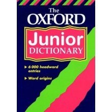 Oxford Junior Dictionary New Ed 00