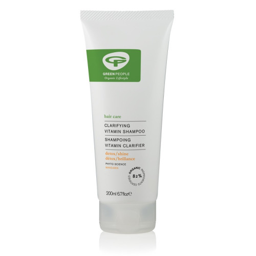 Green People Organic Clarifying Vitamin Shampoo 200ml