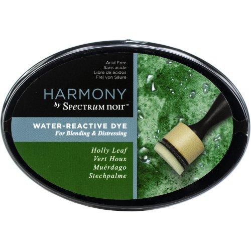 Spectrum Noir Harmony Water Reactive Ink Pad-Holly Leaf