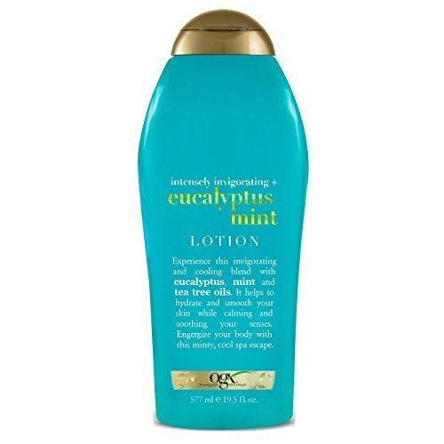 OGX Intensely Invigorating  Eucalyptus Mint Body Lotion 195 Ounce
