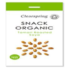 Clearspring Snack Org Tamari Roast Soybean 30g