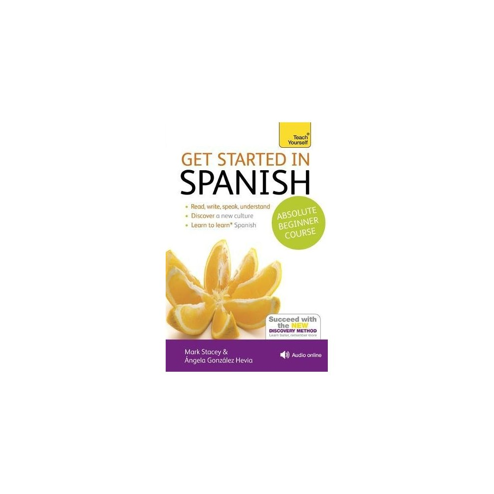 Teach Yourself Get Started in Beginner's Spanish (Book + MP3 CD-ROM)