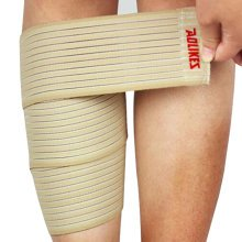 Set of 2 Leg Guard Outdoors Safety Protector Calf Leg Support Band Twine Skin