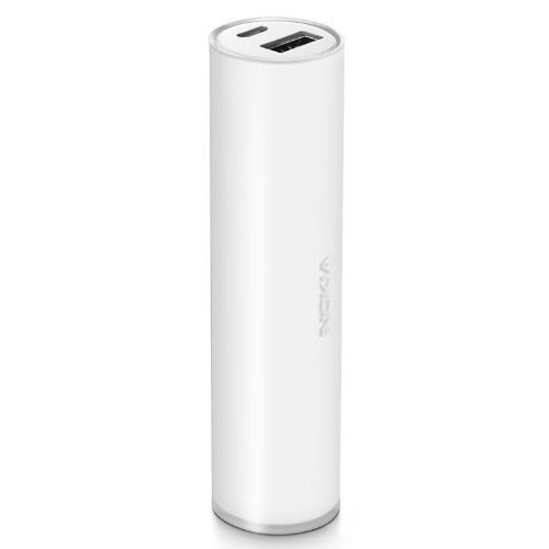 Nokia DC-19 Universal 3200mAh Portable Power Bank Emergancy Battery Charger with Micro USB Connection Compatible with Smartphones and MP3 Devices -...
