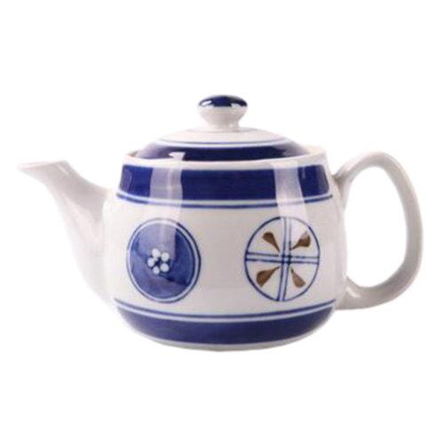 Japanese Teaware Domestic Teapot Ceramic Kettle Tea Pots Coffeepot #06