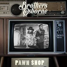 Brothers Osborne - Pawn Shop [Limited Edition Green Vinyl   Bonus CD] [VINYL]