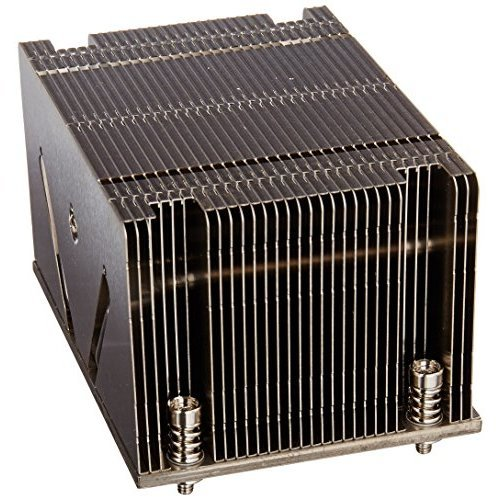 Supermicro 2U Passive CPU Heatsink Cooling for X9 UP DP MP Systems SNK P0048PS