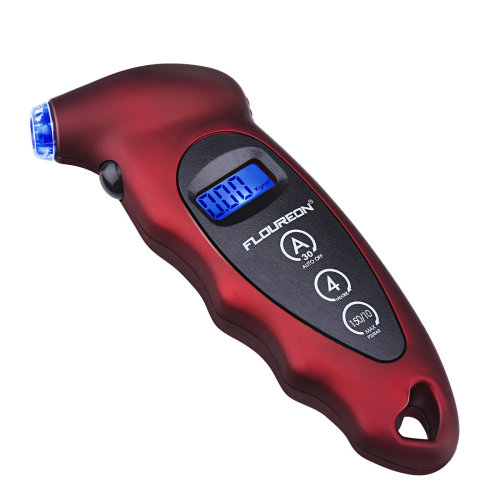 150PSI Digital Tyre Air Pressure Gauge Tester Tool For Car Van Bicycle