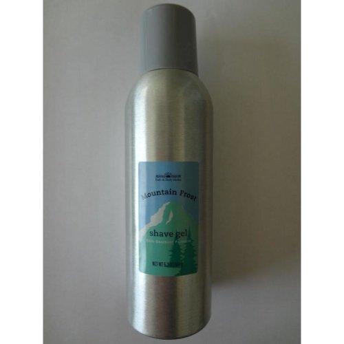 Bath & Body Works Mountain Frost Shave Gel 6.5 oz /184 g