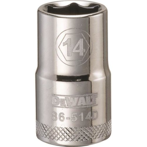 Stanley Tools 227897 14mm 6 Point Socket - 0.5 in. Drive