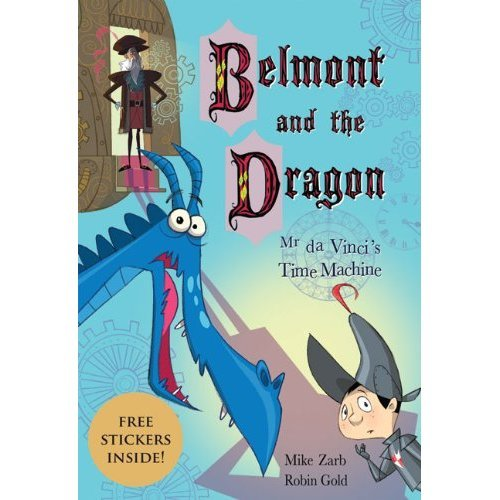 Belmont and the Dragon 3