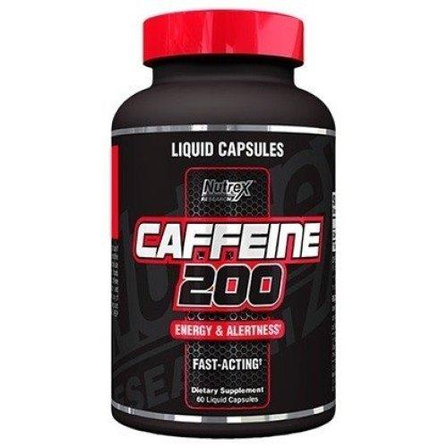 Nutrex  Caffeine 200 - 60 liquid caps