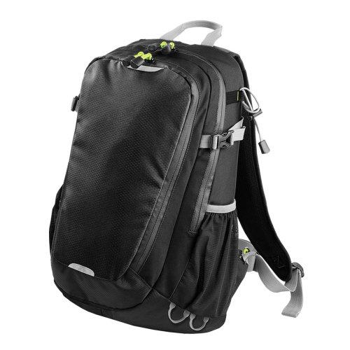 Quadra Apex 20 Litre Daypack / Backpack Bag (20L, Up To 15.6inch Laptop)