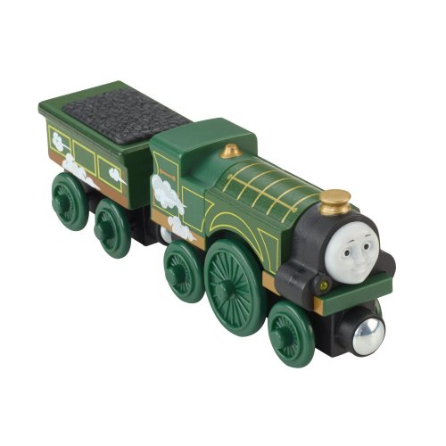 Thomas & Friends Wooden Railway: Roll and Whistle Emily