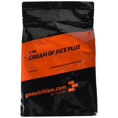 GoNutrition 2.5 kg Hint of Vanilla Cream of Rice