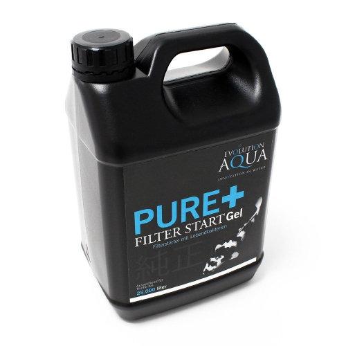 Evolution Aqua Pure+ Pond Filter Start Gel 2.5L
