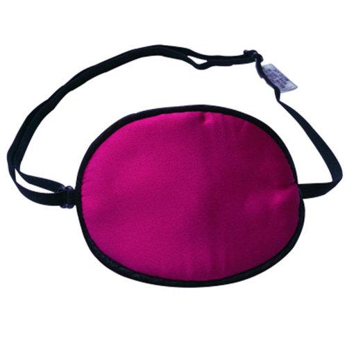 Adult Kids Amblyopia Strabismus Lazy Eye Adjustable Soft Pirate Eye Patch Single Eye Mask (Adult) ,d