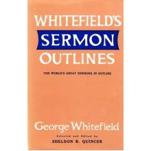 Whitefield's Sermon Outlines