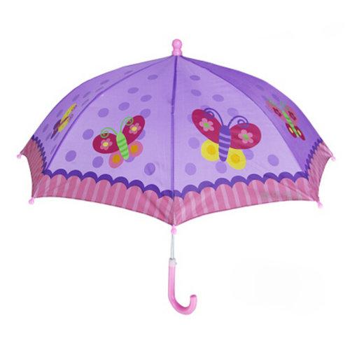 Outdoor Umbrella Childrens Rainy 22Inch Day Umbrella/Butterfly /Kids Umbrella