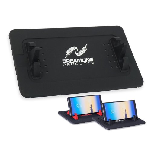 Car Phone Holder Dashboard Mat -Limited Edition by DreamLine (BLACK)