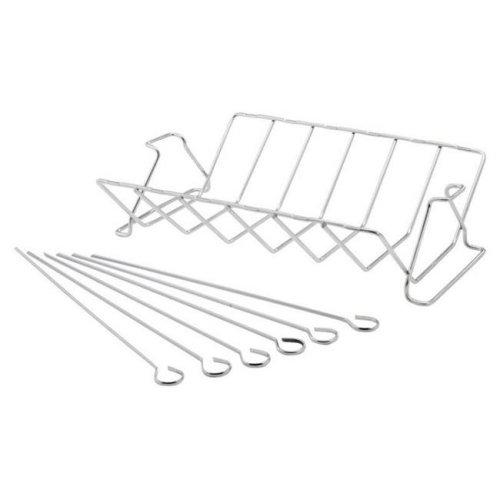 41617 Stainless Steel Rib Rack