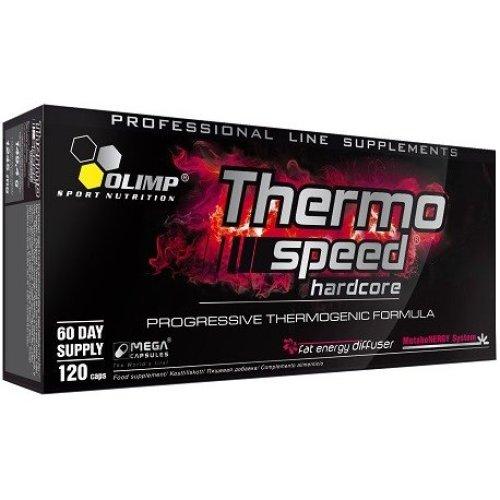 Olimp Nutrition  Thermo Speed Hardcore - 120 mega caps