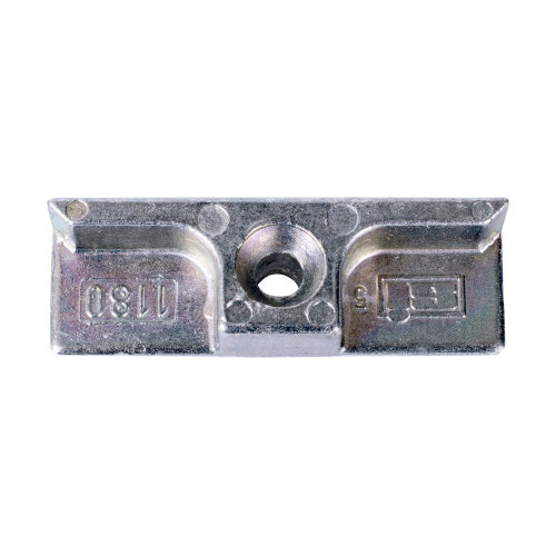 Siegenia 1180 uPVC Door Roller Keep Striker Plate