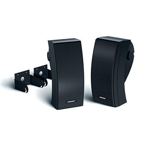 Bose 251 Environmental Outdoor Speakers Black 24643