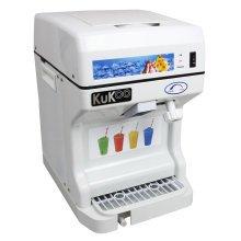 KuKoo Ice Shaver Snow Cone Frozen Ice Shaving Slushie Maker Machine