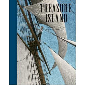 Treasure Island (Sterling Children's Classics) (Sterling Unabridged Classics)
