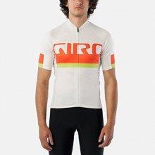Giro Chrono Expert Jersey 2016: Logo Flame Orange S - 2016 -  giro chrono expert jersey logo flame orange 2016